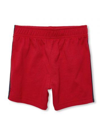מכנסי טרנינג קצרים עם סטריפים / בנים