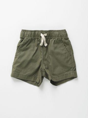 מכנסיים קצרים עם שרוך / 6M-5Y