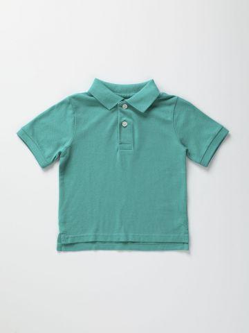 חולצת פולו קלאסית / 9M-4Y