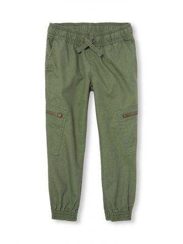 """מכנסי דגמ""""ח ארוכים עם כיסים / בנים"""