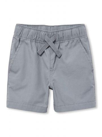 מכנסיים קצרים עם גומי ושרוך / בייבי בנים
