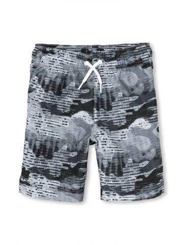 מכנסי בגד ים מודפסים / בנים
