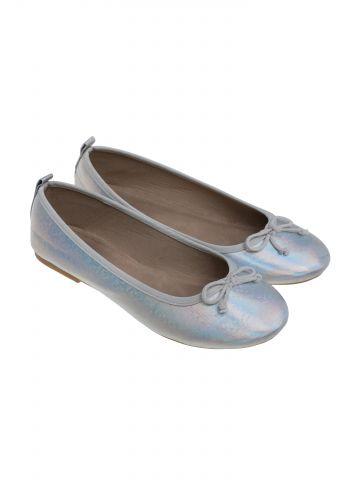 נעלי בובה באפקט הולוגרמה / בנות