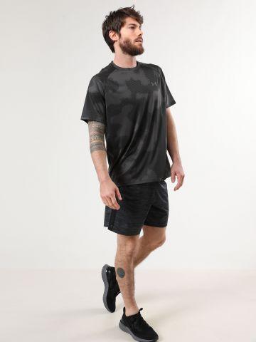 חולצת אקטיב קמופלאז' פסים Tech™ 2.0
