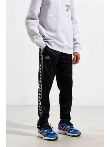 מכנסי טראק עם סטריפים לוגו Kappa