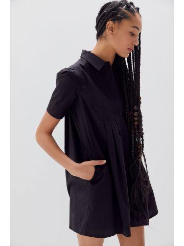 שמלה מכופתרת מיני UO