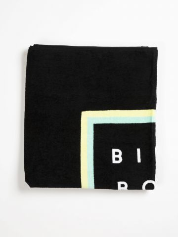 מגבת חוף לוגו בוקס