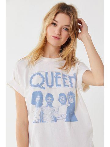 טי שירט UO Queen