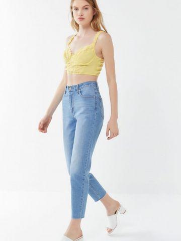 ג'ינס Mom בגזרה גבוהה Levi's