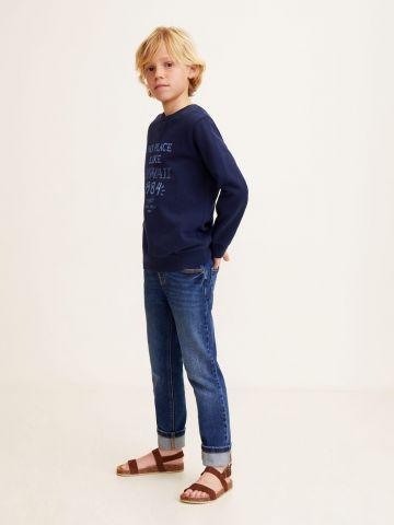 ג'ינס סלים ווש / בנים