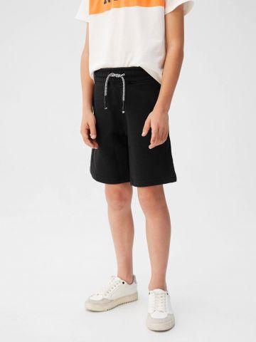 מכנסי טרנינג בסגנון ברמודה / בנים