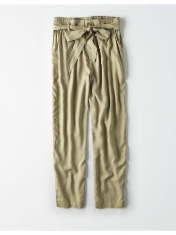מכנסי פייפרבאג ארוכים / נשים