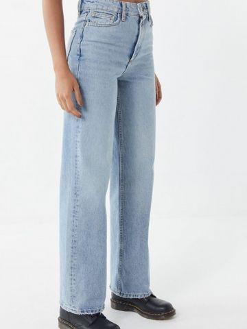 ג'ינס מתרחב בשטיפה בהירה BDG