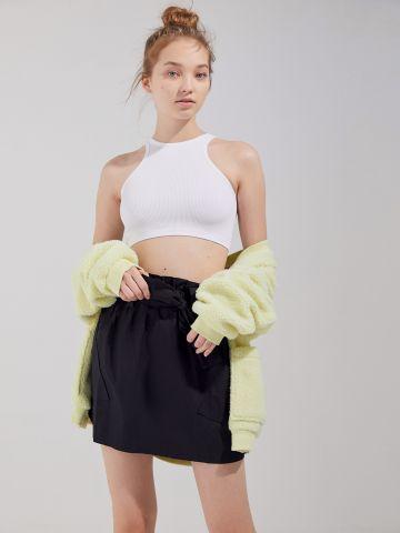 חצאית מיני פייפרבאג UO