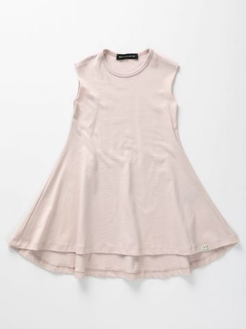 שמלת גופייה מתרחבת/ בנות