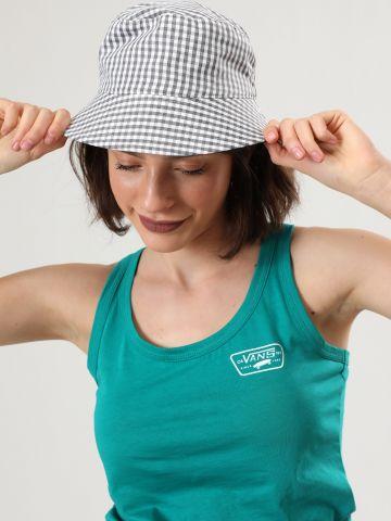 כובע באקט הדפס דו צדדי