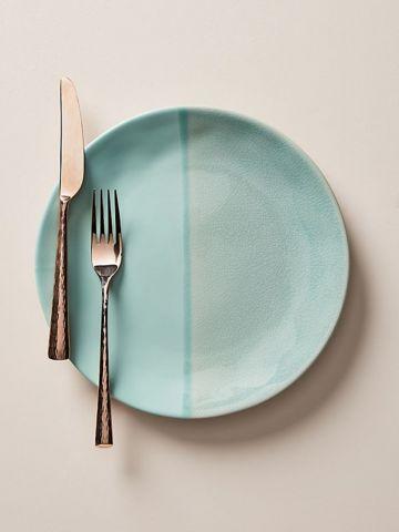 מארז 4 צלחות פורצלן קולור בלוק Gather / מנה עיקרית