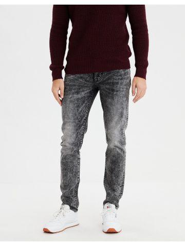 ג'ינס סלים עם אסיד ווש Slim