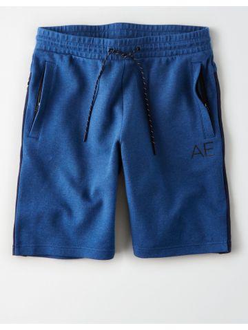 מכנסי טרנינג קצרים עם סטריפים / גברים
