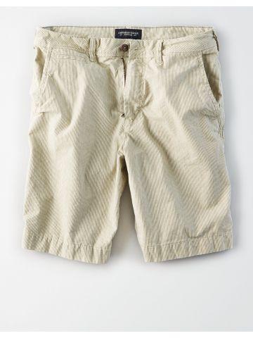 מכנסי קורדרוי קצרים / גברים