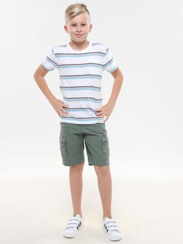 """מכנסי דגמ""""ח קצרים"""