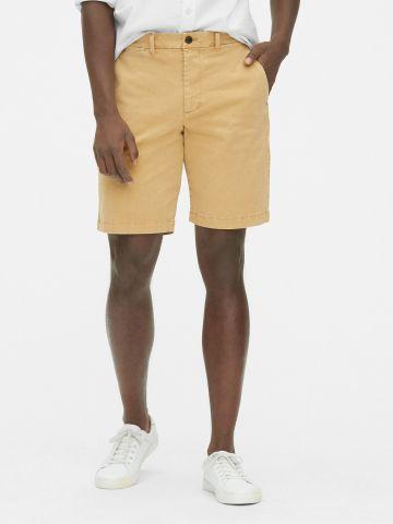 מכנסיים מחויטים קצרים / גברים