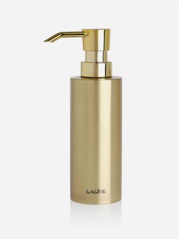 כלי לסבון נוזלי זהב