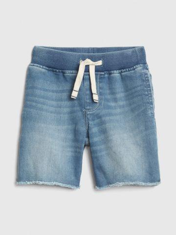 מכנסיים קצרים דמוי ג'ינס / בייבי בנים