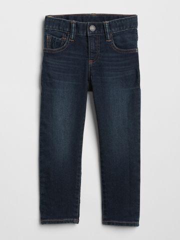 ג'ינס בשטיפה כהה / בייבי בנים