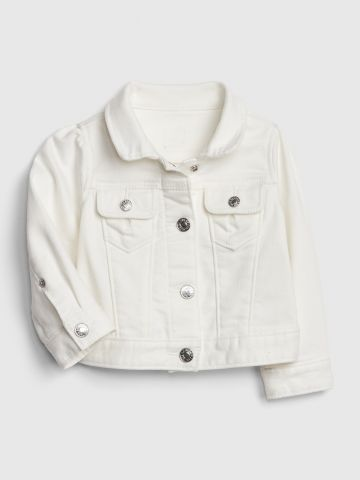 ג'קט ג'ינס עם כיסים / בייבי בנות