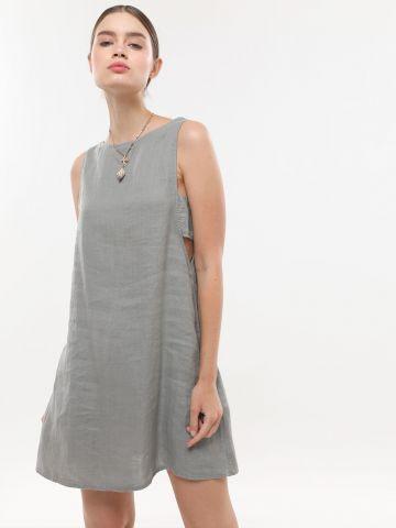 שמלת מיני עם פתח בצד