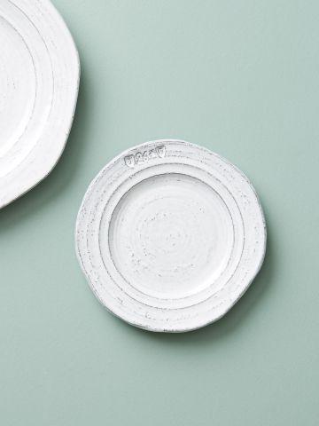 מארז 4 צלחות חרס Glenna / קינוח