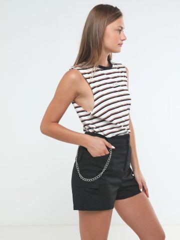 מכנסיים קצרים בסגנון דגמ״ח