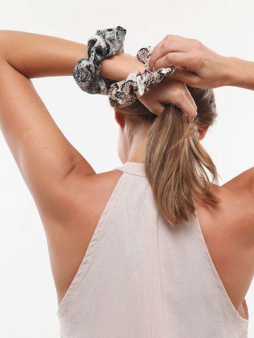 מארז 2 גומיות מנוחשות לשיער