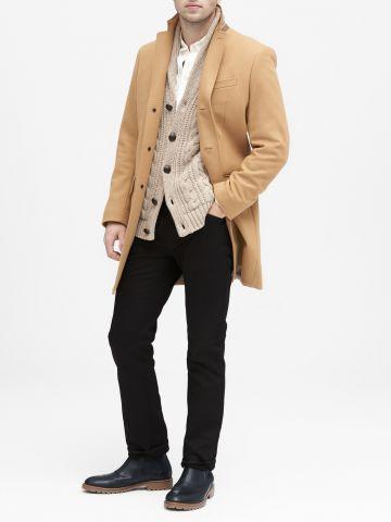 מכנסי Slim-Fit ארוכים / גברים
