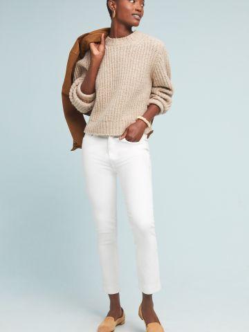 ג'ינס סקיני בגזרה גבוהה Paige