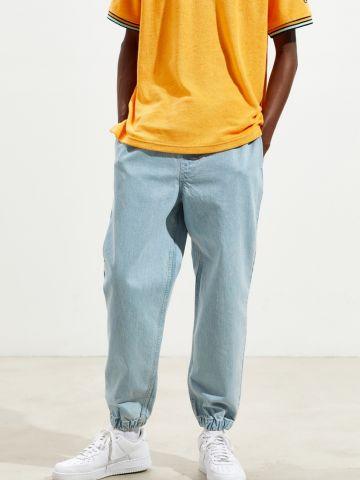 ג'ינס באגי עם גומי BDG Xander