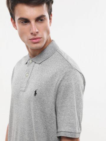 חולצת פולו עם פאץ' לוגו Classic Fit של RALPH LAUREN