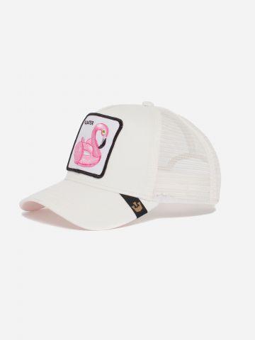 כובע מצחייה עם פאץ' מתנפח פלמינגו Floater / נשים