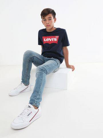 ג'ינס סקיני ווש ארוך 519