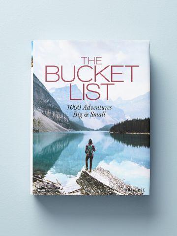 ספר הרפתקאות The Bucket List
