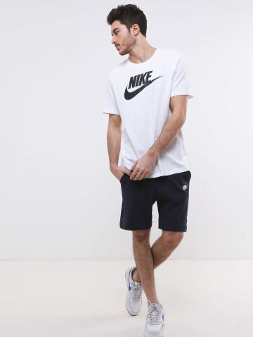 מכנסי טרנינג קצרים לוגו Tech Fleece של NIKE
