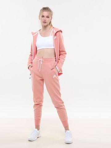 מכנסי טרנינג סקיני עם הדפס לוגו Tech Fleece