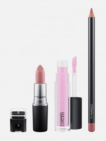ערכת שפתיים Instant Artistry / Matte + Metallic: PINK LIPS