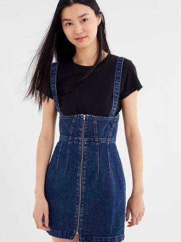 סרפן ג'ינס בסגנון מחוך BDG