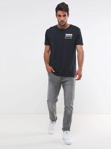 ג'ינס אסיד ווש Slim
