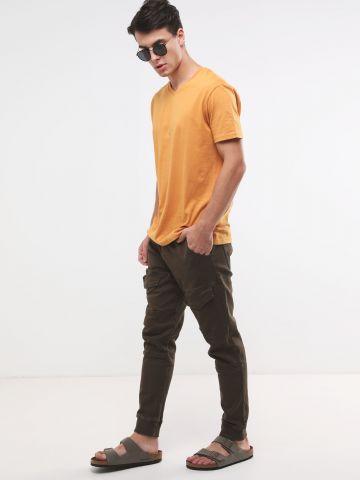 מכנסיים ארוכים עם כיסים
