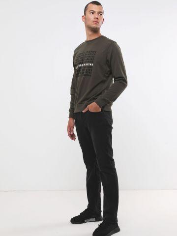 ג'ינס Basic ווש ארוך