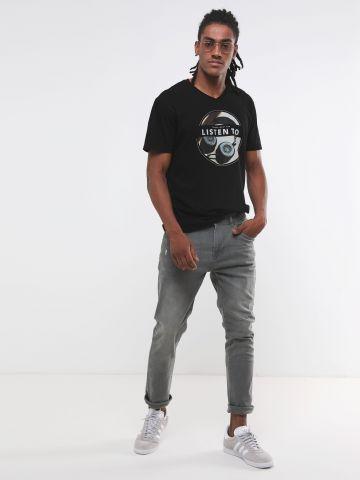 ג'ינס סקיני ארוך