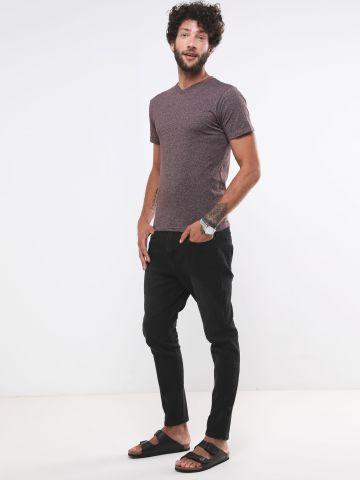 ג'ינס סקיני בשטיפה כהה